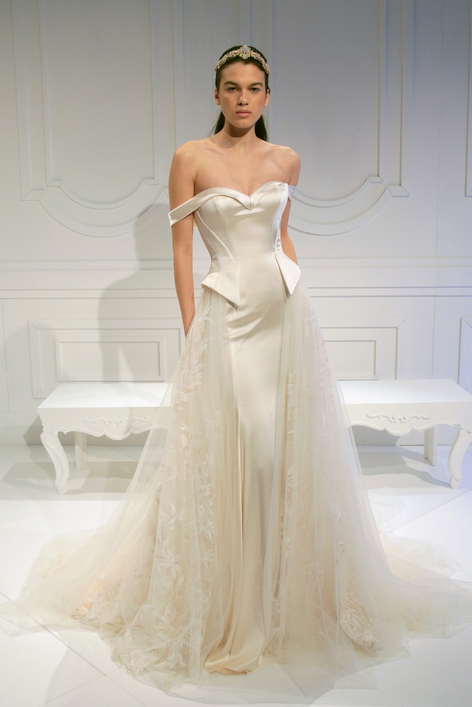 BN Bridal: Galia Lahav Bridal Fashion Week Spring/Summer ...