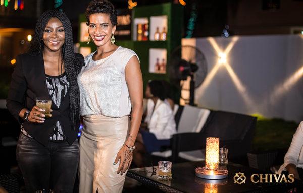 Genevieve Nnaji & Yetunde Babaeko