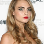 """TORONTO, ON - SEPTEMBER 06:  Actress Cara Delevingne attends """"The Face Of An Angel"""" premiere during the 2014 Toronto International Film Festival at Winter Garden Theatre on September 6, 2014 in Toronto, Canada.  (Photo by Tommaso Boddi/Getty Images)"""