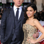 WESTWOOD, CA - FEBRUARY 01:  (L-R) Actor Channing Tatum and actress Jenna Dewan-Tatum attend the Premiere of Universal Pictures' 'Hail, Caesar!' at the Regency Village Theatre on February 1, 2015 in Westwood, California.  (Photo by Barry King/Getty Images)