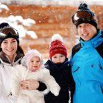 Duke and Duchess of Cambridge, Prince George and Princess Charlotte