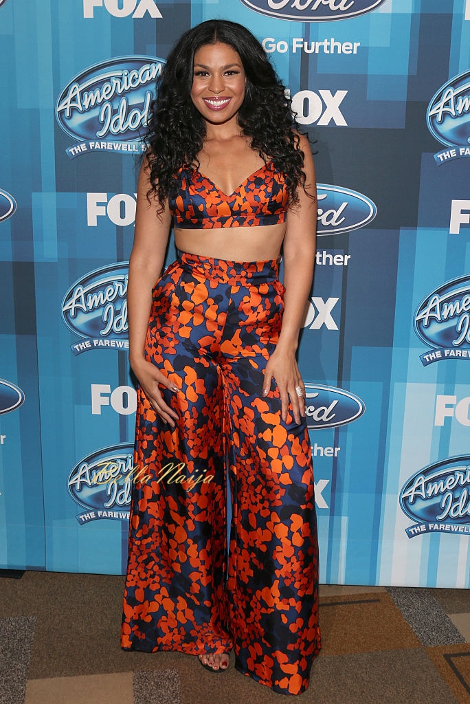 "HOLLYWOOD, CALIFORNIA - APRIL 07: Jordin Sparks attends FOX's ""American Idol"" Finale For The Farewell Season at Dolby Theatre on April 7, 2016 in Hollywood, California. (Photo by Todd Williamson/Getty Images)"