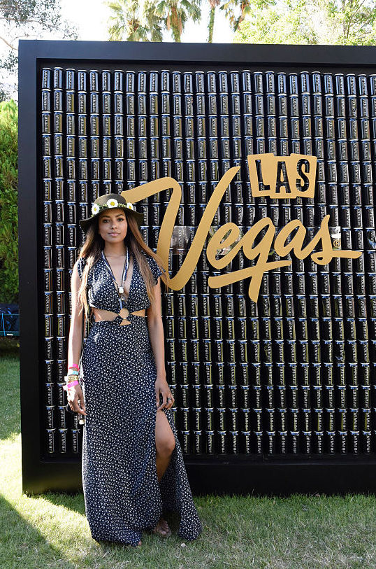 PALM SPRINGS, CA - APRIL 17: Kat Graham attends The Las Vegas #WHHSH Music Lounge Palm Springs During Coachella at Ingleside Inn on April 17, 2016 in Palm Springs, California. (Photo by Vivien Killilea/Getty Images for The BMF Media Group)