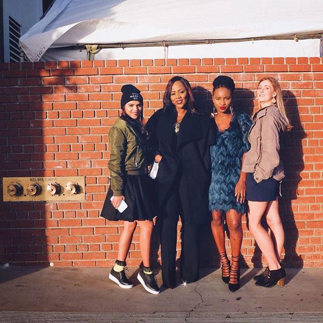 Heading over to the Slime Soiree | Aisha, Uche, Silvia & Theodora