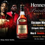 Hennessy Privilege Night BellaNaija
