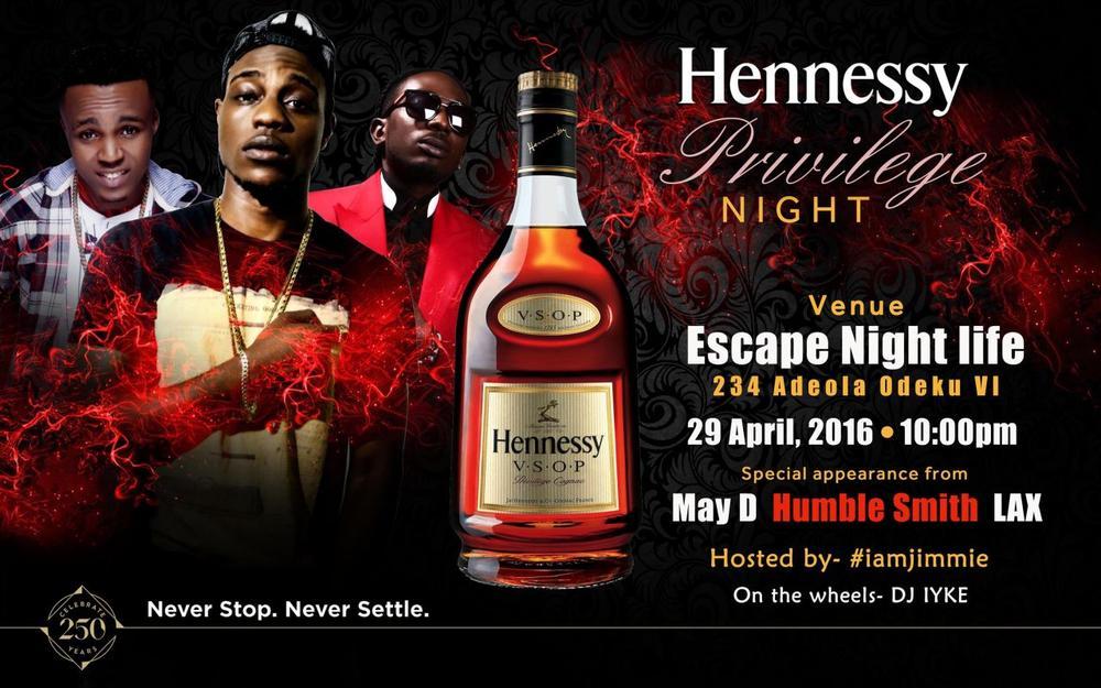 Hennessy Privilege Night BellaNaija