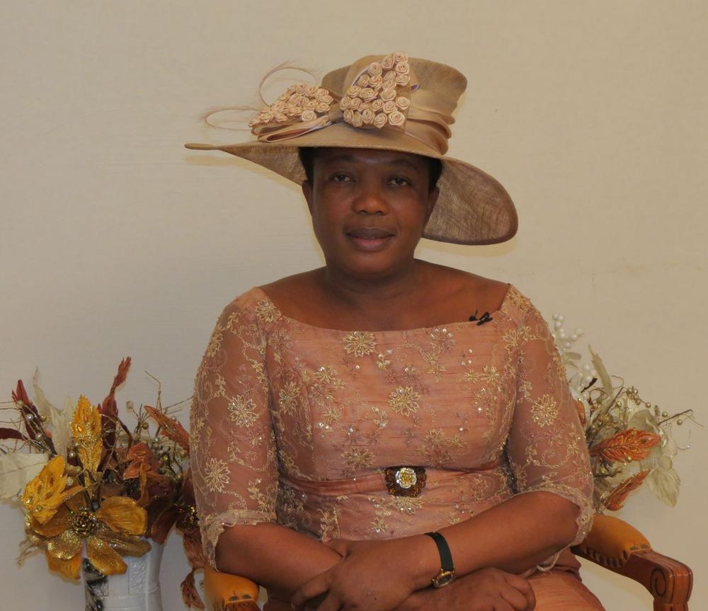 Honorary Joan Onyemaechi Mrakpor