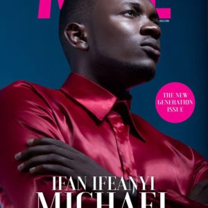 Ifeanyi 'Ifan' Michael for Made Magazine April 2016 Issue