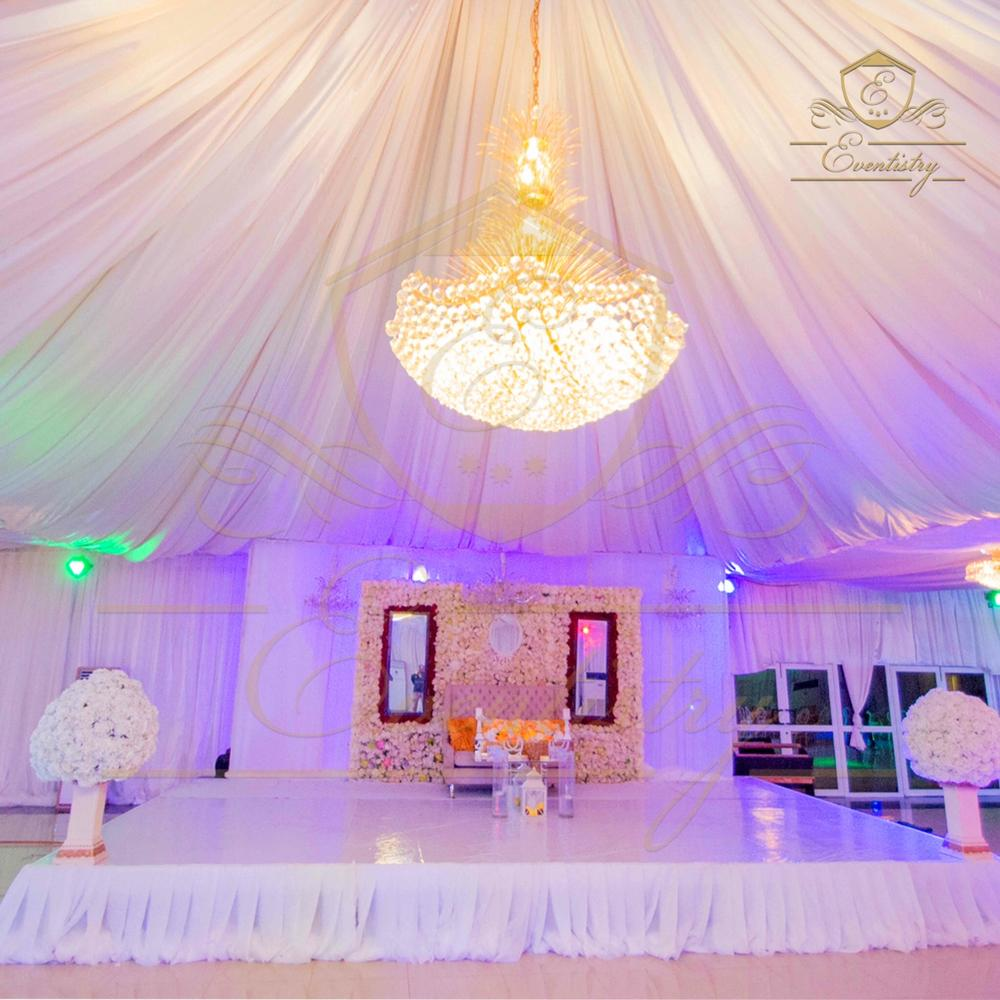 State of the art Chandeliers and LED lights