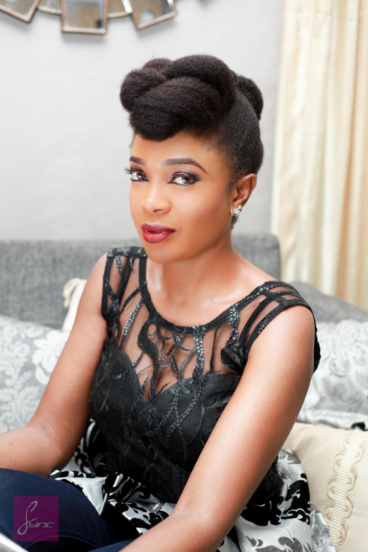 Top 16 Nigerian Natural Hair Celebrities Of 2016