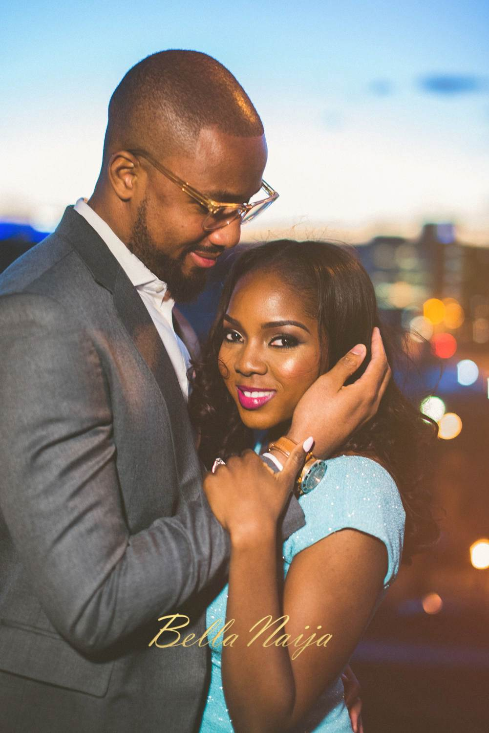 Janada and Uzzi-American-Pre-wedding shoot-BellaNaija-2016-20