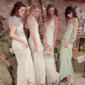 Jenny Packham Bridal Spring/Summer 2017 Presentation