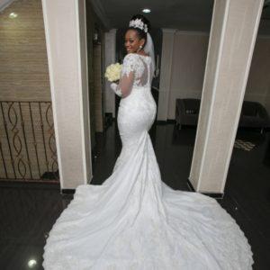 Judith and Obinna - Port Harcourt - White Wedding - BellaNaija - 2016