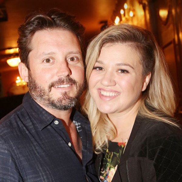 Kelly Clarkson and husband