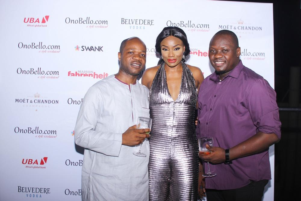 Kelvin Orifa, Ono Bello & Ademola Adebowale