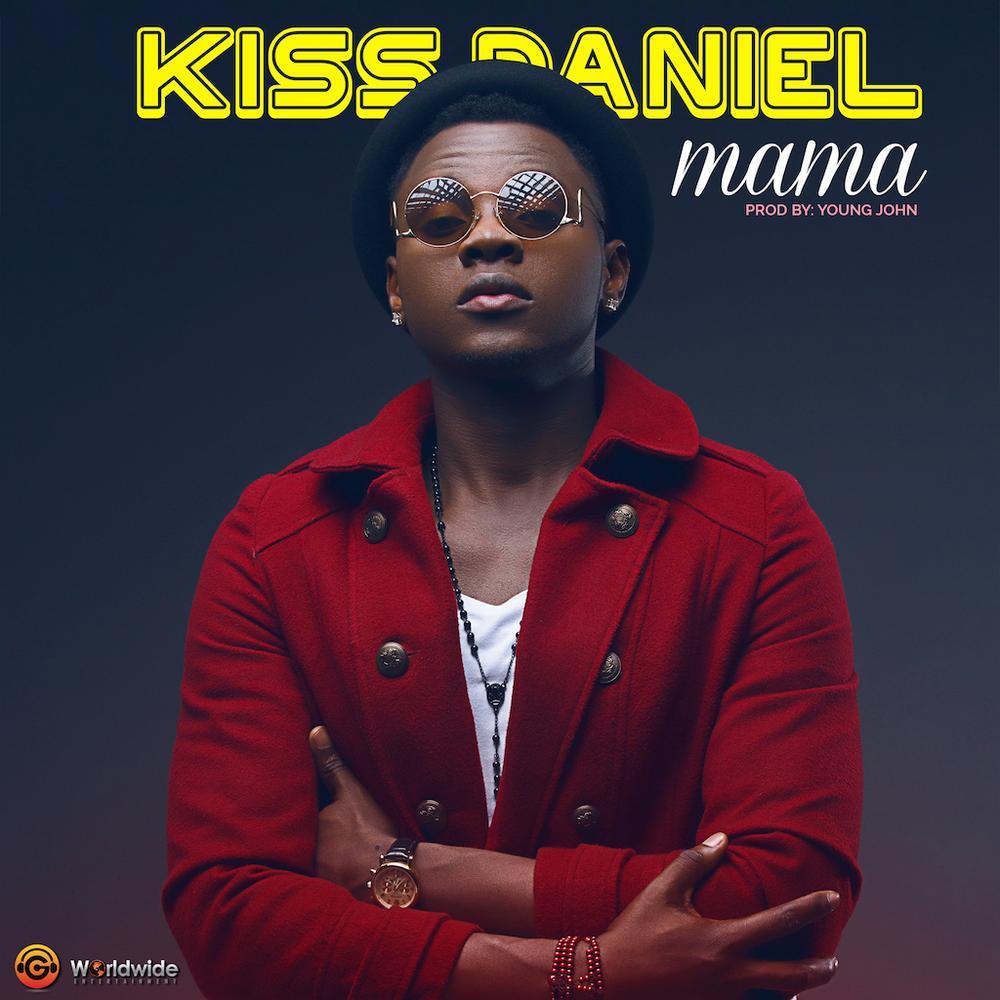 Kiss Daniel Mama Artwork Cover HG2designs