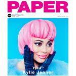 Kylie Jenner Paper Magazine