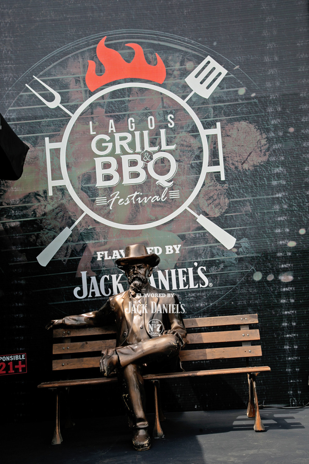 Lagos Grill & BBQ Festival 2016 flavoured by Jack Daniel's FX4A0652