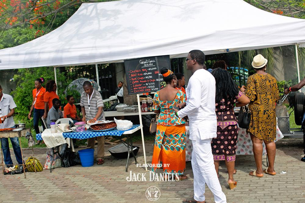 Lagos Grill & BBQ Festival 2016 flavoured by Jack Daniel's FX4A0759