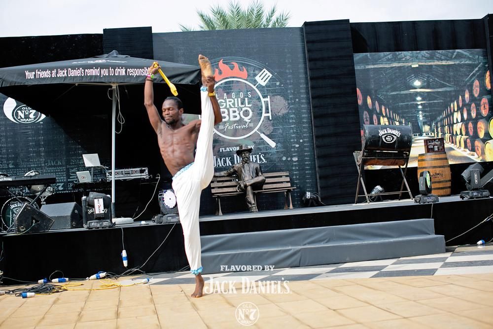 Lagos Grill & BBQ Festival 2016 flavoured by Jack Daniel's FX4A0826