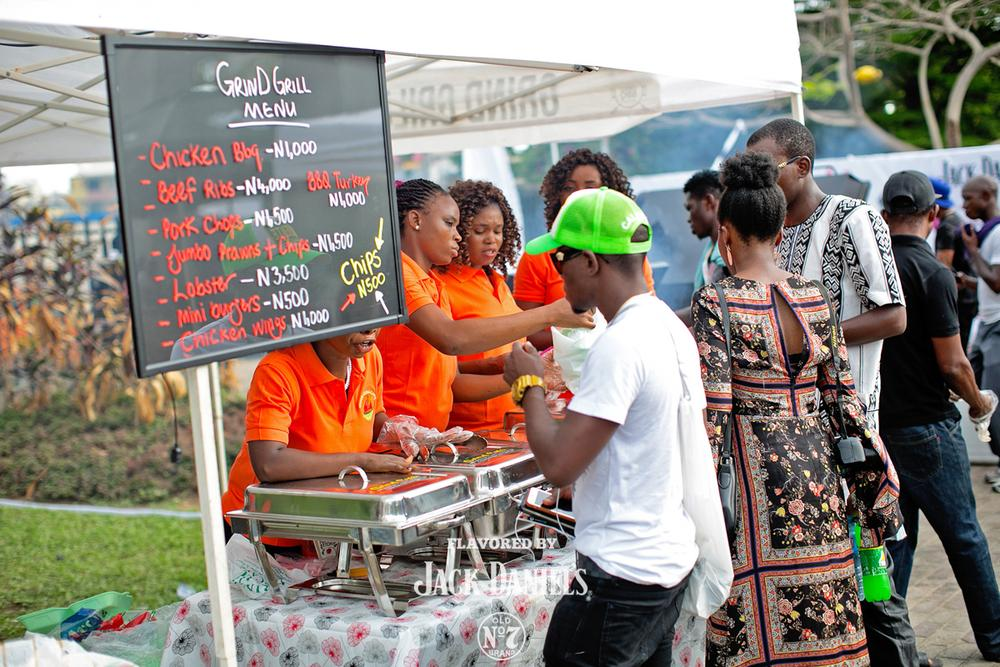 Lagos Grill & BBQ Festival 2016 flavoured by Jack Daniel's FX4A0881