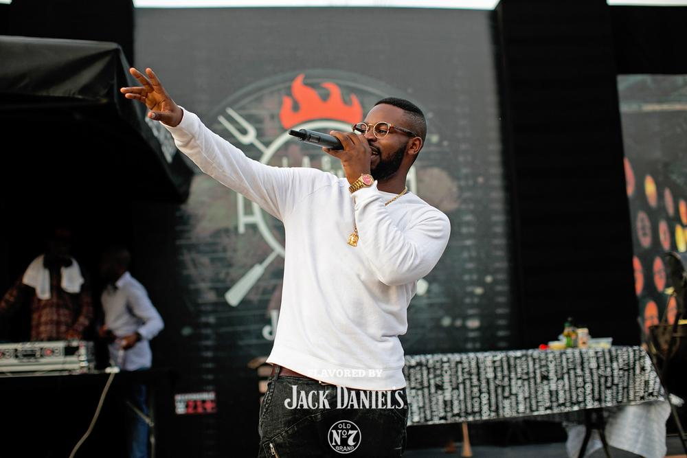 Lagos Grill & BBQ Festival 2016 flavoured by Jack Daniel's FX4A1125