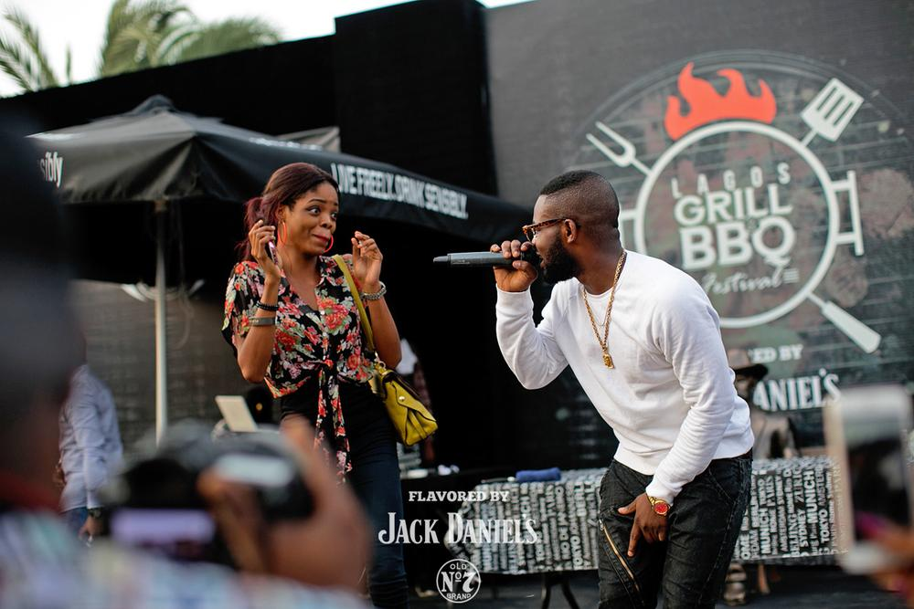 Lagos Grill & BBQ Festival 2016 flavoured by Jack Daniel's FX4A1140
