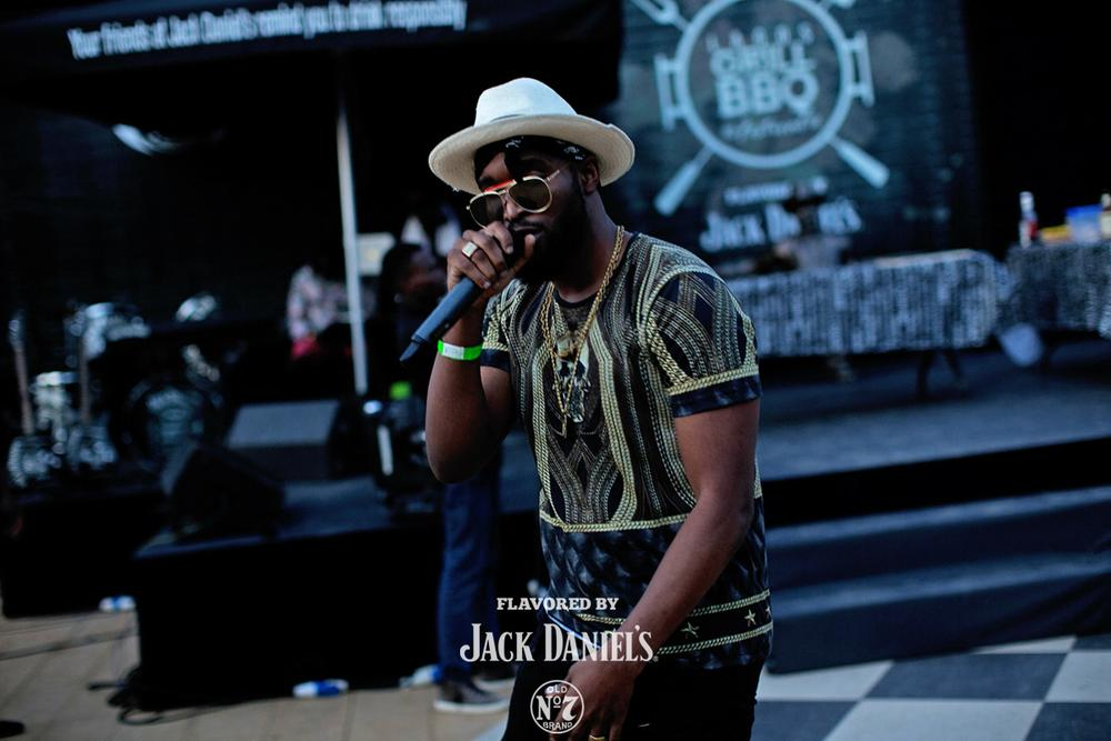 Lagos Grill & BBQ Festival 2016 flavoured by Jack Daniel's FX4A1212