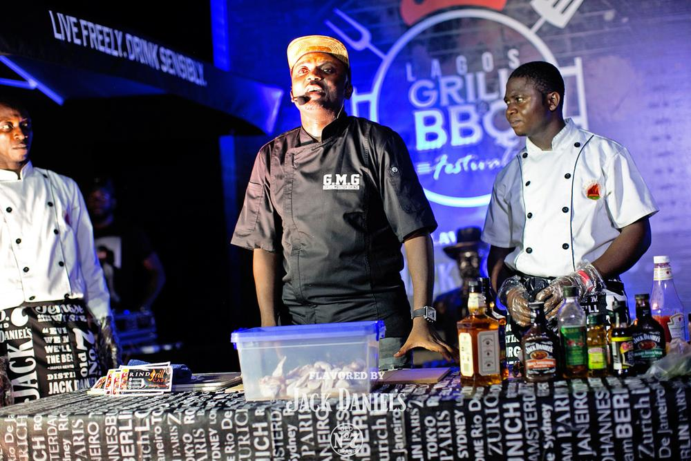 Lagos Grill & BBQ Festival 2016 flavoured by Jack Daniel's FX4A1234