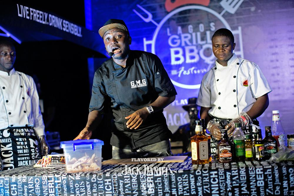 Lagos Grill & BBQ Festival 2016 flavoured by Jack Daniel's FX4A1235