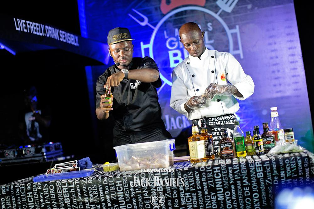 Lagos Grill & BBQ Festival 2016 flavoured by Jack Daniel's FX4A1247