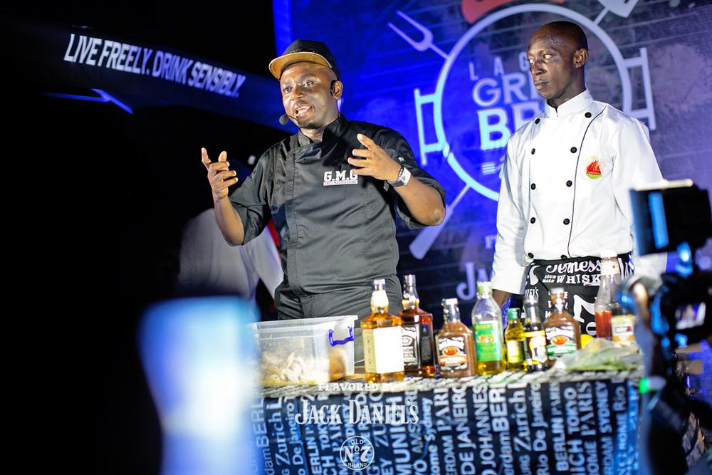 Lagos Grill & BBQ Festival 2016 flavoured by Jack Daniel's FX4A1253