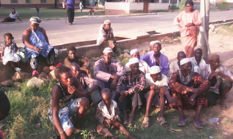 Lagos Rescues Beggars