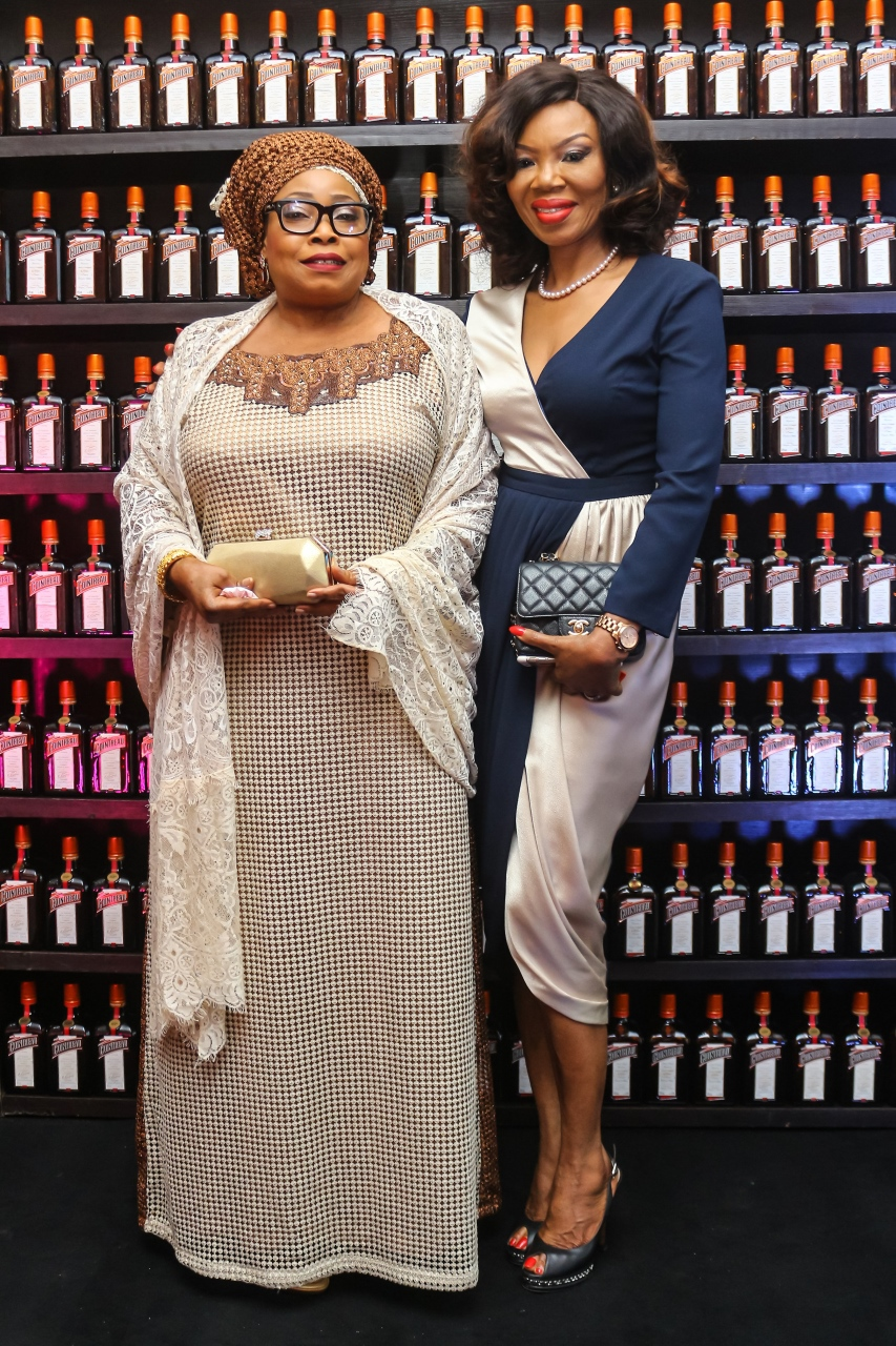 Lami Tumaka & Betty Irabor