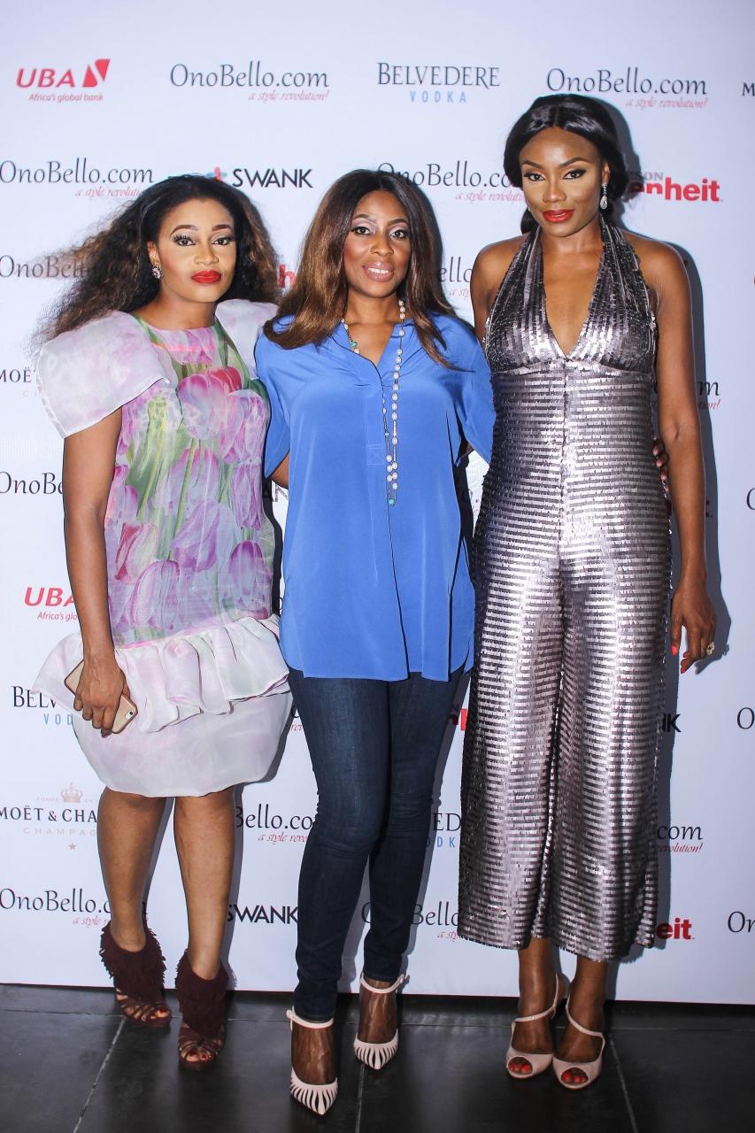 Lanre DaSilva Ajayi, Mo Abudu & Ono Bello