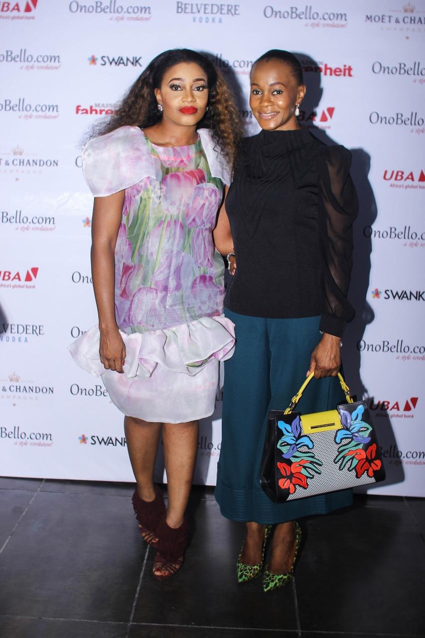 Lanre DaSilva Ajayi & Temi Adeoye