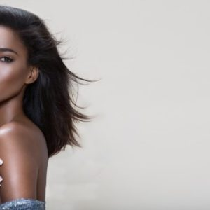 Exclusive: Breathtaking! Miss Universe 2011 Leila Lopes for Natures Gentle Touch Ad Campaign