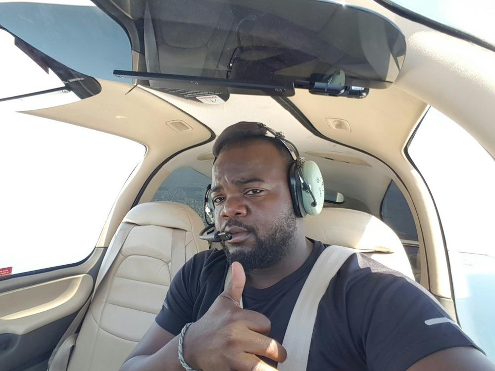First Nigerian to Fly Around the World – from Lagos to Iceland! Ademilola Odujinrin might be the first