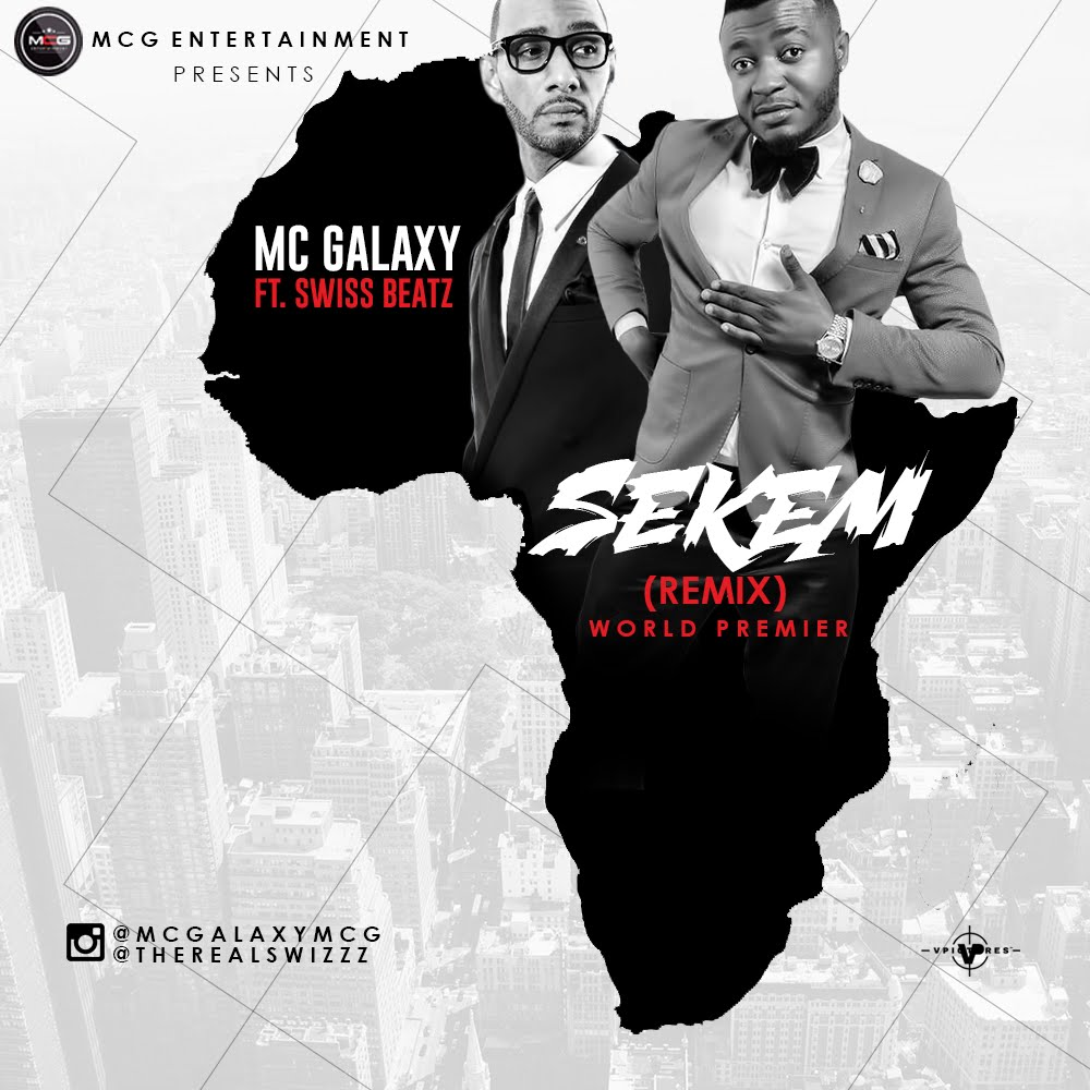 MC Galaxy Sekem Remix Swizz Beatz