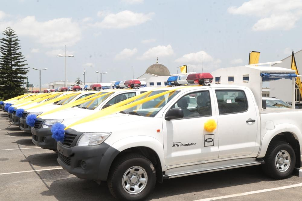 MTN Foundation Partners Lagos State Government to Boost Security 1