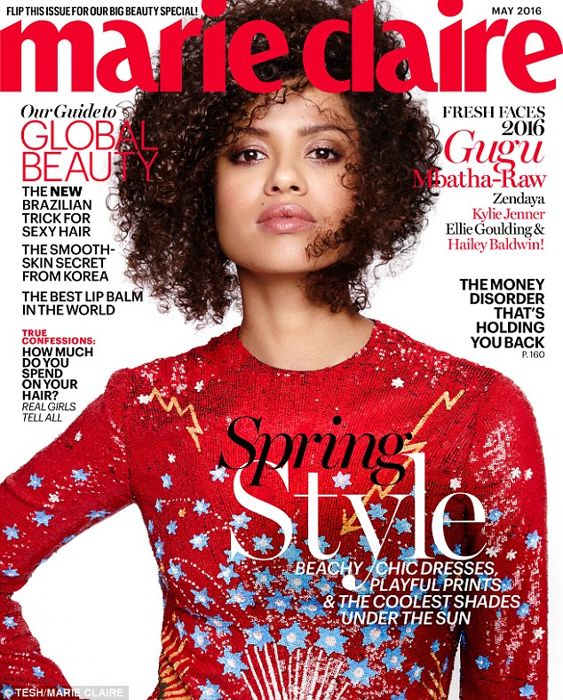 Marie Claire Gugu 1