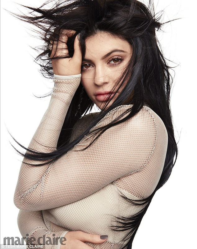 Marie Claire Kylie 2
