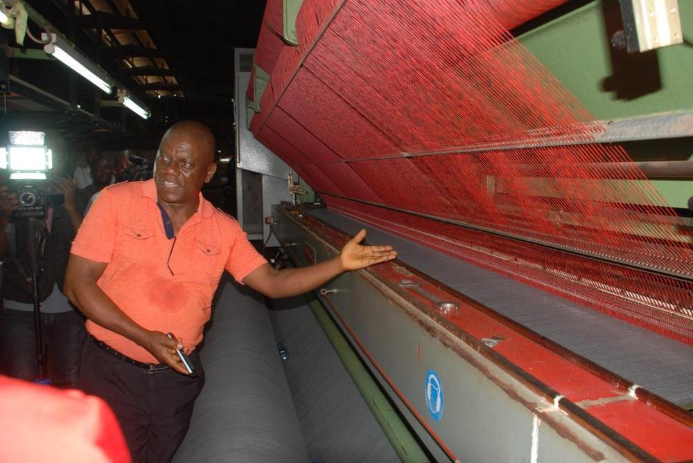 Minister of state for trade, industry and investment visit to Nobel carpets-BELLANAIJA0014
