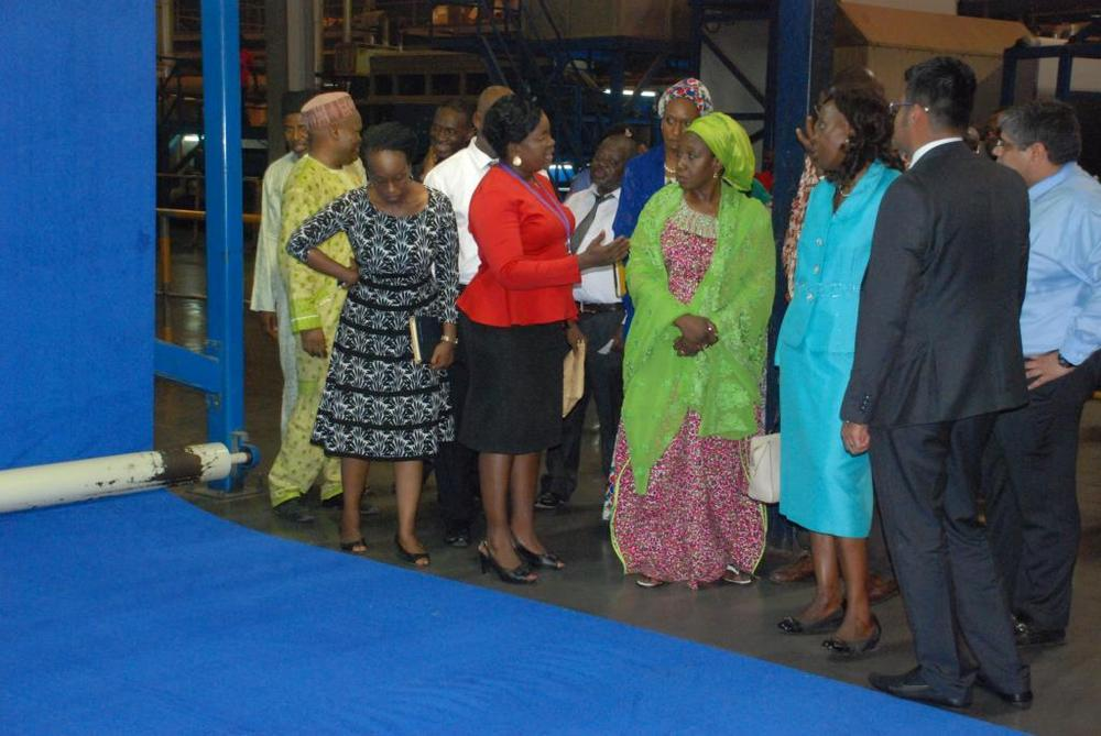Minister of state for trade, industry and investment visit to Nobel carpets-BELLANAIJA0017