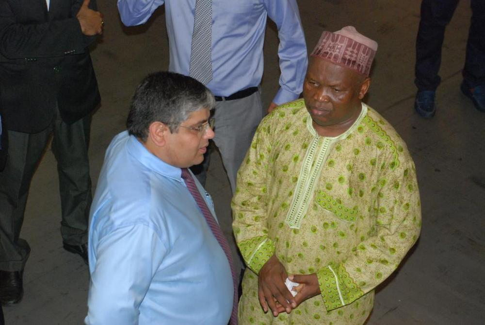 Minister of state for trade, industry and investment visit to Nobel carpets-BELLANAIJA0019