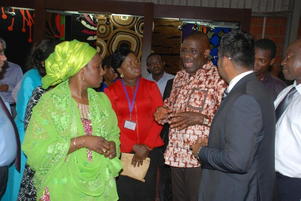 Minister of state for trade, industry and investment visit to Nobel carpets-BELLANAIJA0021