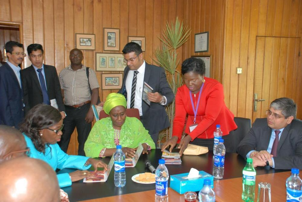 Minister of state for trade, industry and investment visit to Nobel carpets-BELLANAIJA0025
