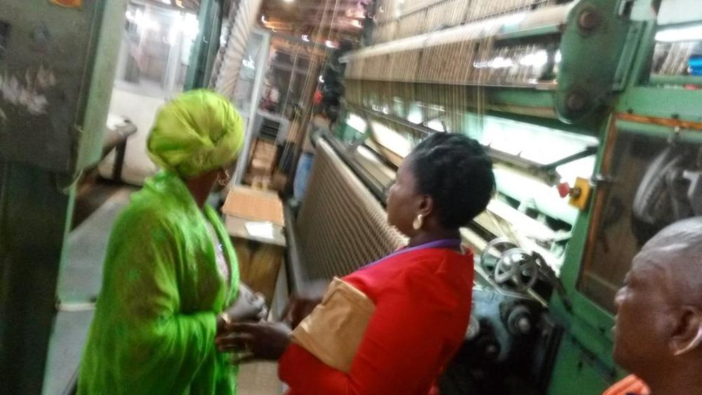 Minister of state for trade, industry and investment visit to Nobel carpets-BELLANAIJA0032