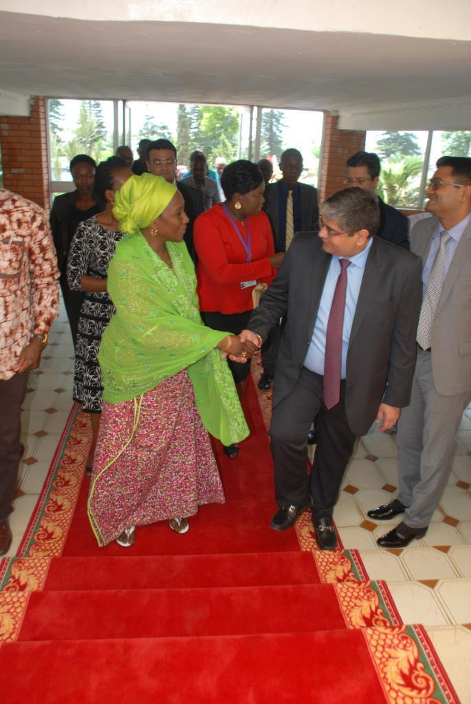Minister of state for trade, industry and investment visit to Nobel carpets-BELLANAIJA0038