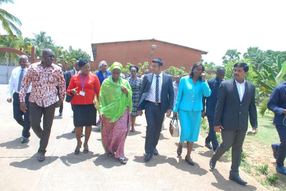 Minister of state for trade, industry and investment visit to Nobel carpets-BELLANAIJA0040